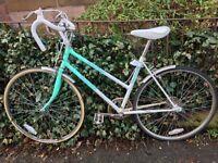 BEST Vintage Ladies Road Racing Bike - Retro, Light and comfortable