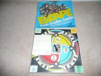 Escape from Colditz Castle Board Game
