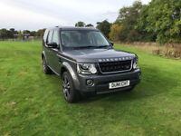 Land Rover Discovery SDV6 LANDMARK (grey) 2016-09-07