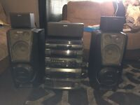 Sony surround sound hifi