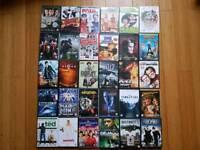 Joblot dvds 30 orignals region 2 uk carboot