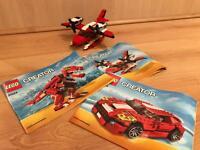 Lego Creator vehicle