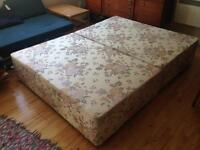 Free Kingsize Divan Bed