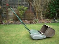 ATCO 12 INCH HAND MOWER SERIES 1264 COMPLETE WITH INSTRUCTION CARD