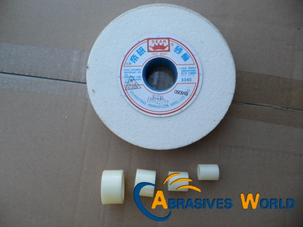 1x200mm 8 Quot Bench Grinder Stone Grind Wheel And Plastic