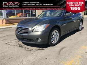 2012 Infiniti M37x TECHNOLOGY AWD NAVIGATION/SUNROOF