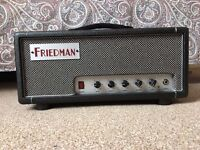 Friedman Mini Dirty Shirley 20w guitar head BRAND NEW!!!!!