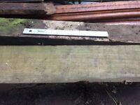 FREE Timber - lengths up to 3metres.