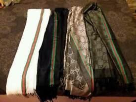 Lovely Guci scarfs