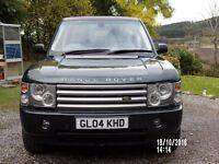 Range Rover HSE 3.0l Diesel Low mileage DEPOSIT Taken pending pick up