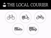 Bike & car & Van couriers - Immediate start - Pay per job & pay per hour - Insurance required