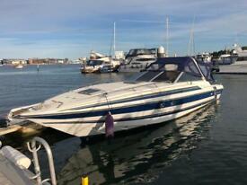 Sunseeker XPS 34 boat