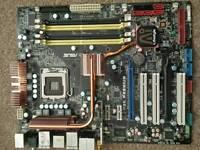 Asus p5k premium sk 775 motherboard