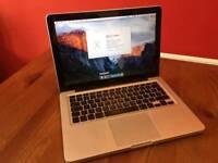 Apple Macbook Pro Mid 2009-4GB RAM-500GB HDD