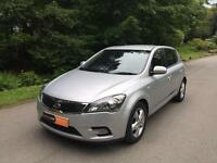2009 Kia Cee'd 2 Facelift 1.6 CRDi only £30 Tax Full Service History