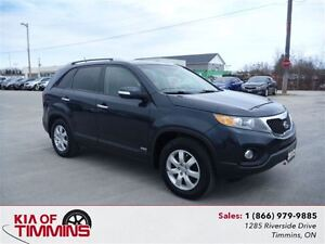 2012 Kia Sorento LX AWD Heated Seats Bluetooth