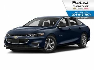 2017 Chevrolet Malibu LS   SAVE $3694 + Free Winter Tires