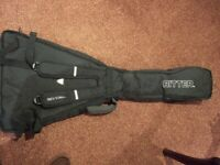 Flying V. Padded gig bag. for sale  Armadale, West Lothian