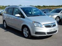 2007 Vauxhall zafira 1.9 cdti energy with only 51000 miles, motd jan 2019 1 owner from new