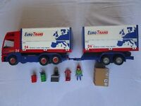 Playmobil Lorry and Trailer