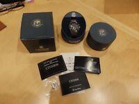 Citizen EcoDrive WR100 watch Excellent condition
