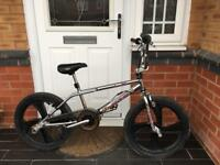 RARE. RUPTION LX MAG WHEELS FREESTYLER BMX BIKE