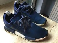 Boys Adidas NMD trainers Age 8