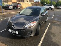 Mazda 3 TS2 '10' Plate low milage