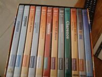 Ronnie Barker dvd collection