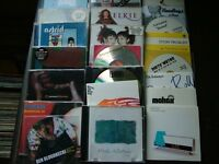 JOB LOT OF 25 CD SINGLES