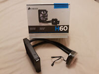Corsair H60 AIO CPU Water Cooler *boxed as new*