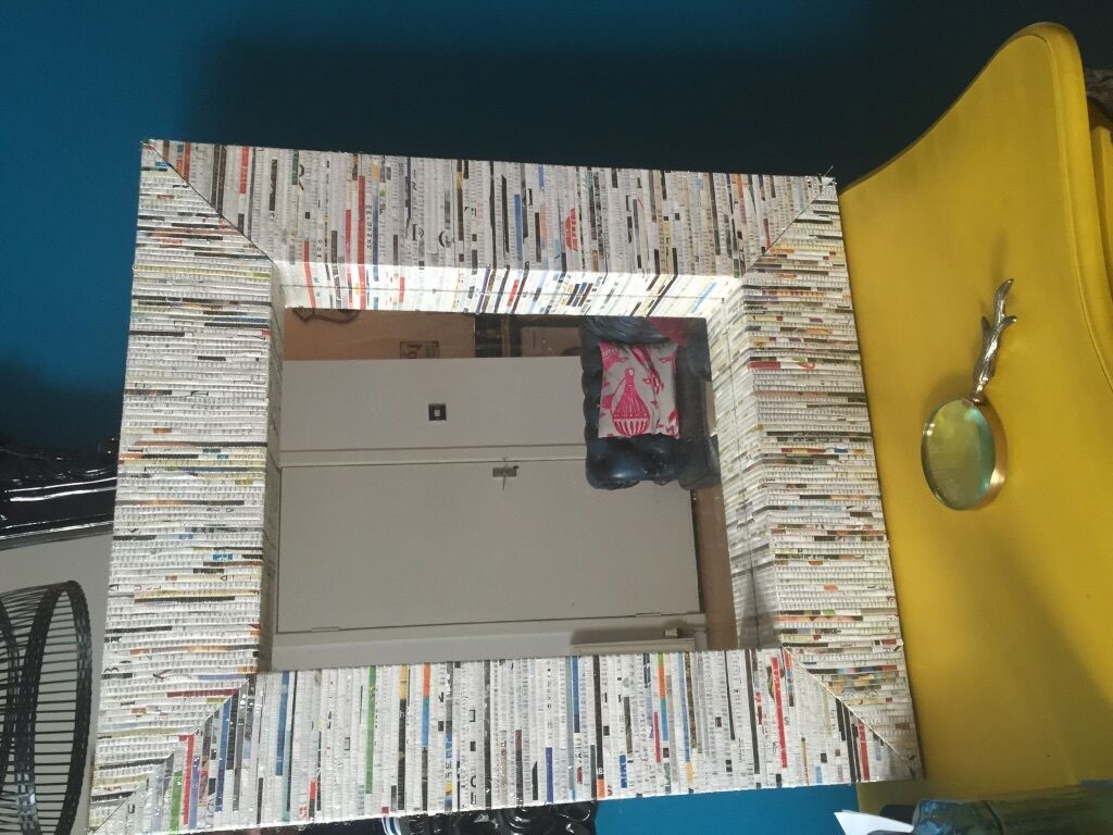 Tk maxx stunning white mirror with cd magazines paper for Dining chairs t k maxx