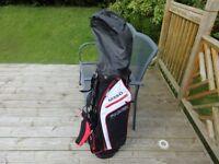 Fazer Double Strap Golf Carry bag