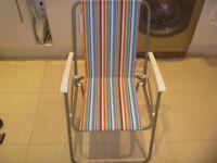 Folding Picnic Chair