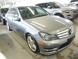 2013 Mercedes-Benz C-Class C 350, NAVIGATION, BACK UP CAMERA
