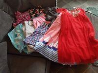 Various clothes bundles £10 each 9-10 11-12 & 12-13