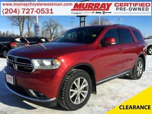 2014 Dodge Durango Limited AWD 7 Pass Option *Backup Cam* *Heate