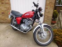 1980 SUZUKI GS 250 TT * 12,988 MILES FROM NEW * VERY GOOD CONDITION * CAN DELIVER * WILL PART-EX