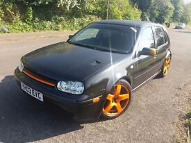 Modified mk4 golf