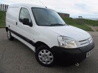 Citroen Berlingo Van 1.9 Diesel 2007 Long MoT Good Tyres Excellent Runner Bargain