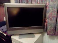 27 inch Toshiba Color Television
