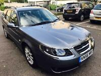 2006 SAAB 9-5 ESTATE 1.9 DIESEL* SERVICE HISTORY**HALF LEATHER INTERIOR** 3 MONTHS WARRANTY ***