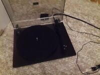 Project 2 Turntable and Pre-amp
