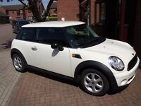 2008 MINI 1.4 One 3dr