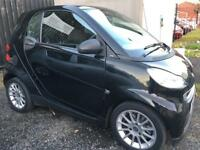 Smart ,2010, diesel 800cc, auto, camera on rivers, low mileage's , good condition