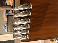 Mizuno JPX 825 Left Handed Golf Irons **Excellent Condition**