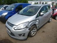 FORD CMAX - CP64BLV - DIRECT FROM INS CO