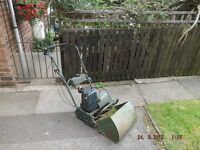 Atco Commodore Petrol Mower.