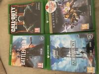 Xbox one for games to swap