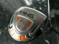 ping g10 5 wood.